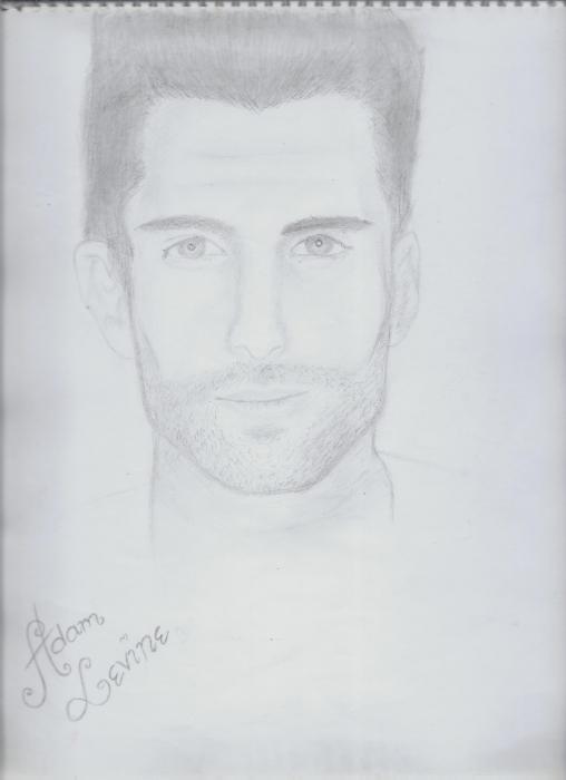 Adam Levine by lara-0630